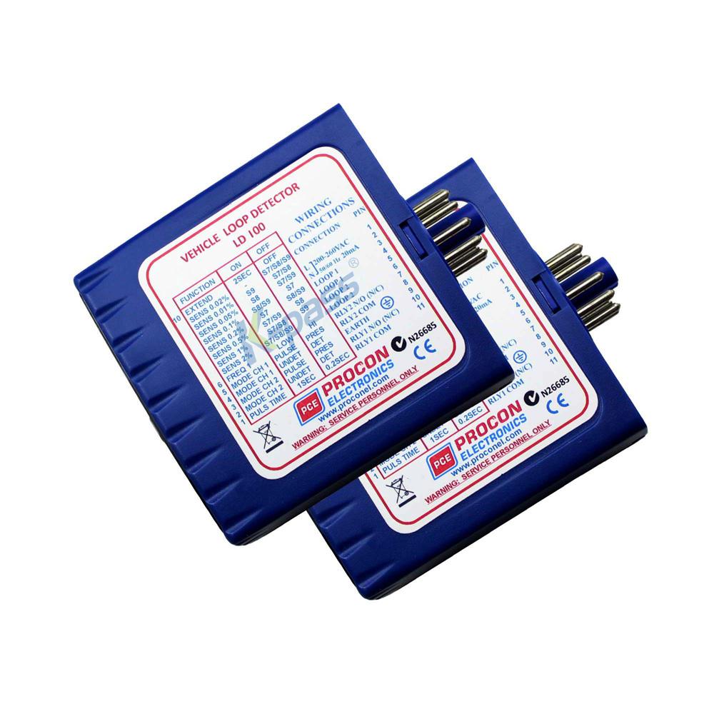 车辆检测器—单通道(原装进口)