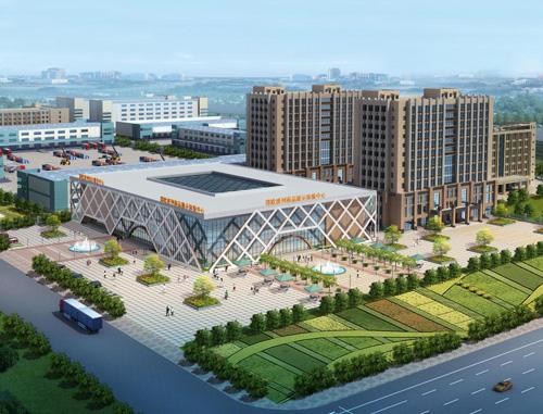 义乌市陆港国际