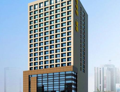 石狮麦哈顿建联大酒店