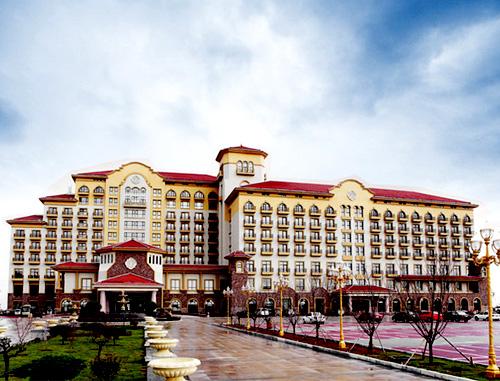 烟台盛龙建国酒店