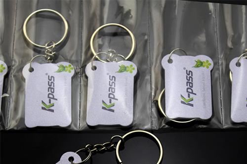 K-PASS介绍如何让小区门禁系统防复制门禁卡